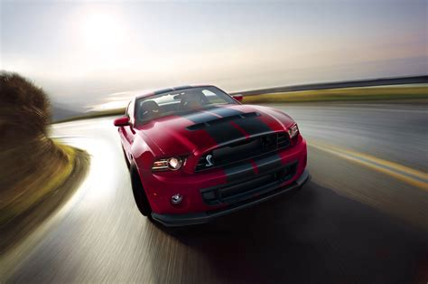 2018 Ford Shelby Gt500 Front End In Motion Photo 35