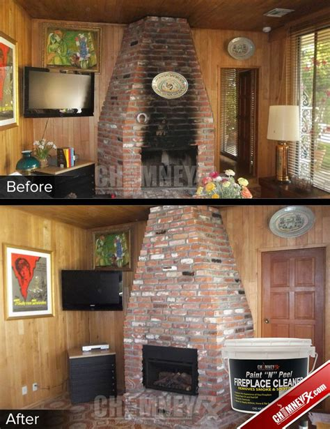 clean smoke  soot stains  masonry