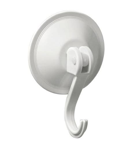 Bathroom Shower Suction Hooks by Locking Suction Hooks Set Of 2 In Suction Organizers