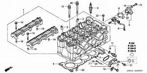 29 2006 Honda Accord Parts Diagram