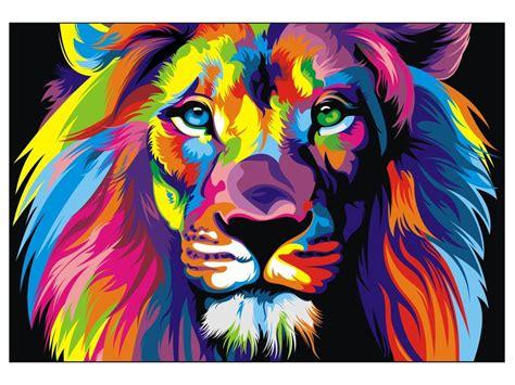 canvas banksy print rainbow painting 70cm x 55 banksy prints and