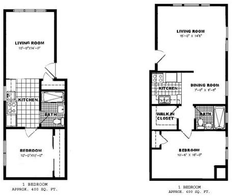 1 Bedroom Apartment Floor Plans by Apartment Floor Plans One Bedroom Search Pat S