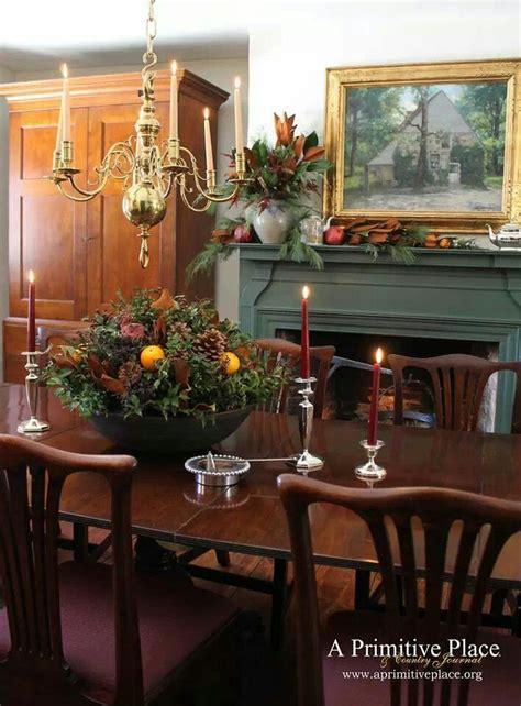 farmhouse interior vintage early american decor