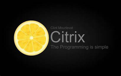 Citrix Simple Programming Official Wallpaperpng Wallpapersafari