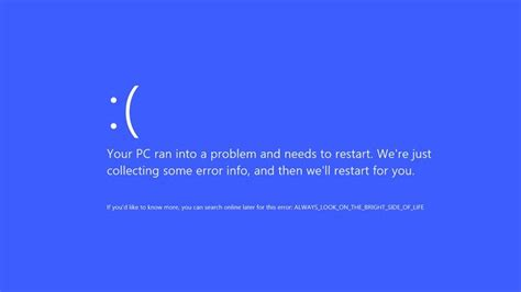 Prank Your Boss Or Colleagues With Blue Screen For Window