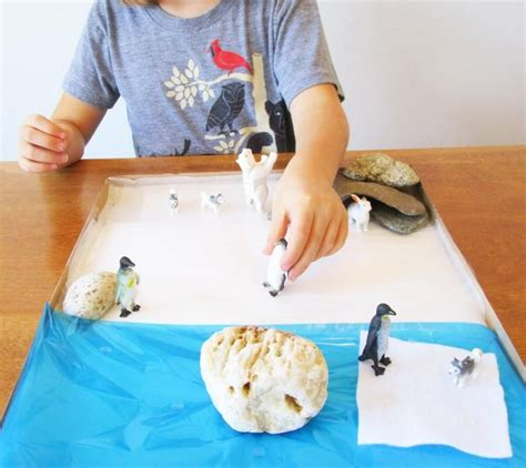 earth day fun animal habitat craft  kids  images