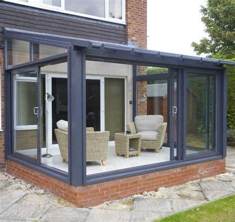 peaceful sunroom  conservatory design ideas
