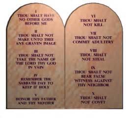 Catholic Ten Commandments Clip Art Car Interior Design
