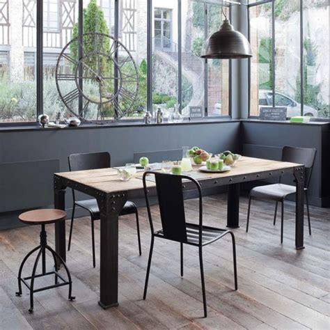 chaises maisons du monde chaise style tolix maison du monde chaise idées de