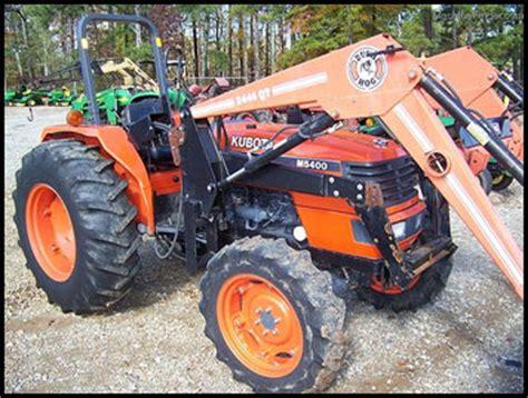 kubota  tractor attachments specs