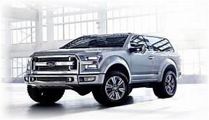 2016 Ford Bronco concept, price, release date