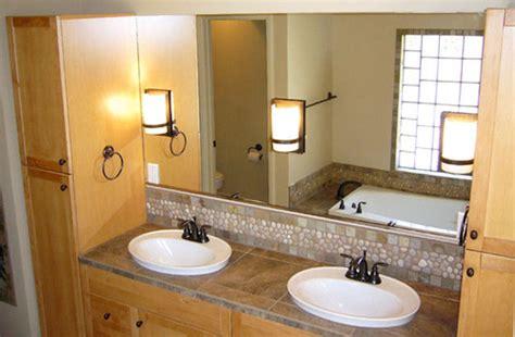 Double Sink Vanity/linen Combo