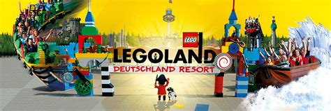 LEGO.com Attraktionen LEGOLAND Deutschland