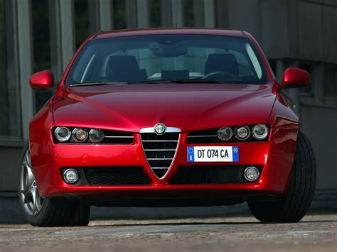 159 Sedan 1st Generation 159 Alfa Romeo Database