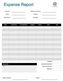 Expense Record Template by 4 Expense Claim Form Templates Excel Xlts