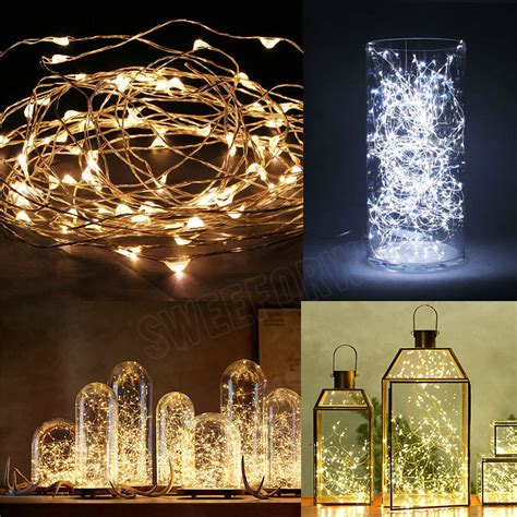 amazon lights led 20 30 40 50 100 led string copper wire fairy lights