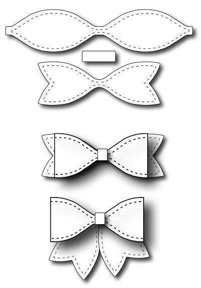 cricut bow template 25 best ideas about paper bows on wrapping paper bows gift bows and wrapping ideas