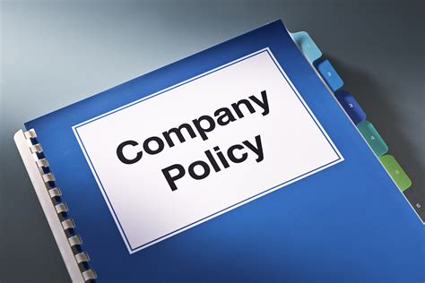 The Untold Story Your Client New Corporate Policy