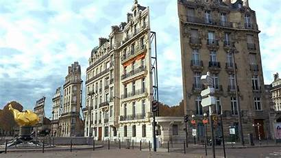 Paris Film Surreal Empty Transforms Into Hollywood