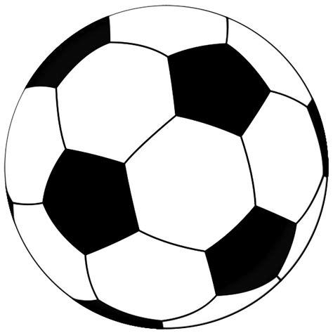 soccer ball template clipart