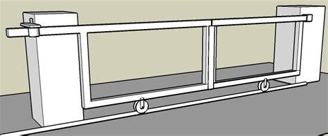 portail coulissant avec portillon intégré portail coulissant fait maison ventana