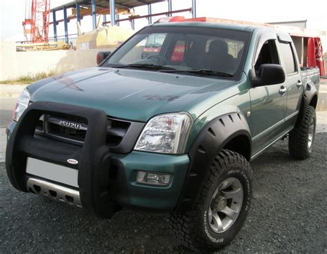 isuzu  max  informations articles