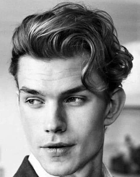 Most of these tips apply to thick, thin, short, and long curly hairstyles alike, though some will favour specific men's hair types over others. 50 Long Curly Hairstyles For Men - Manly Tangled Up Cuts