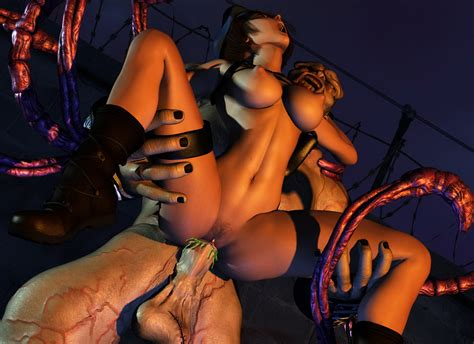 Rule 34 Jill Valentine Mongo Bongo Nemesis Resident Evil