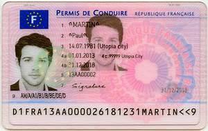 Numero De Permis De Conduire : comment lire le nouveau permis europ en ~ Medecine-chirurgie-esthetiques.com Avis de Voitures