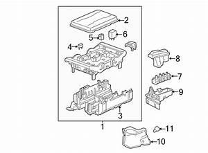 Chevrolet Corvette Junction Block  Engine Compartment