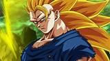 Desenho De Goku Super Sayajin 3
