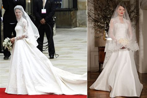 Kates Wedding Dress : Designers Rush To Copy Kate Middleton's Wedding Dress