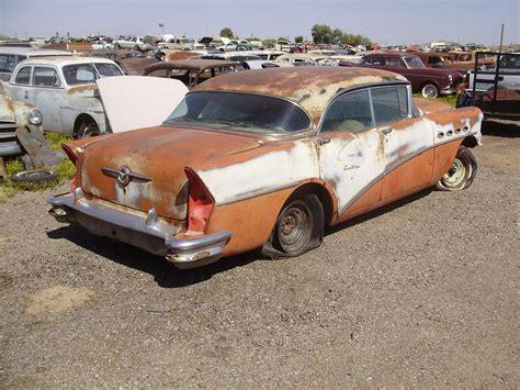 Buick Parts by 1956 Buick Century 56bu1996c Desert Valley Auto Parts