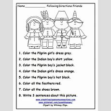 Best 25+ Thanksgiving Worksheets Ideas On Pinterest  Thanksgiving Math Worksheets, Thanksgiving
