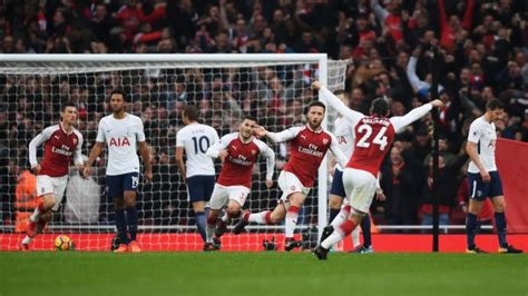 Arsenal 2-0 Tottenham Hotspur: Match Report and Player Ratings