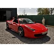 Ferrari 458 Italia Spider  Auto Salon GT