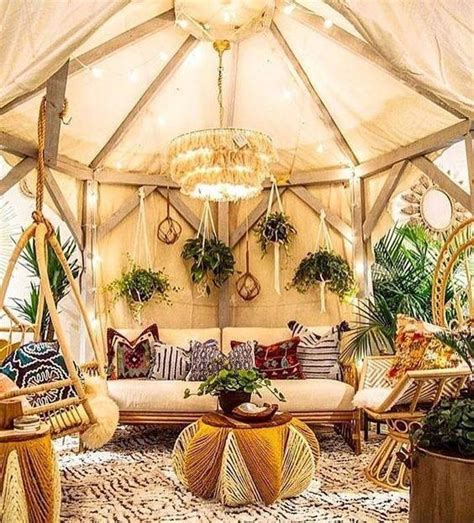bohemian studio apartment ideas  pinterest