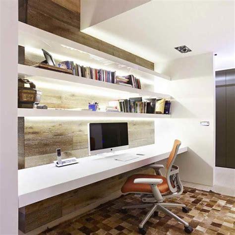 meuble de bureau sur mesure les étagères en tant que mobilier de bureau créatif