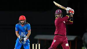 West Indies vs Afghanistan 3rd T20 Live Cricket Match ...