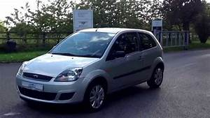 2006 06 Ford Fiesta 1 25 Style 3dr   18800 Miles With Full