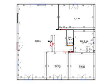 plan villa plain pied 4 chambres plan maison plain pied 120m2 28 images plans maisons