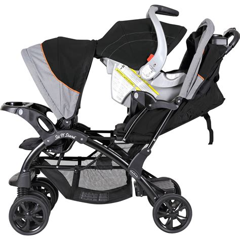 Baby Sit And Stand Double Stroller Strollers 2017