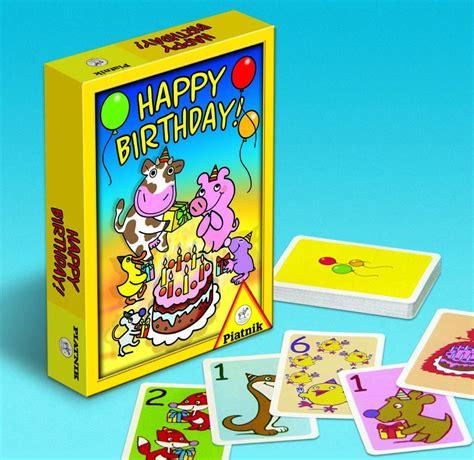 Piatnik 702105 Doğumgünü Partisi (Happy Birthday)