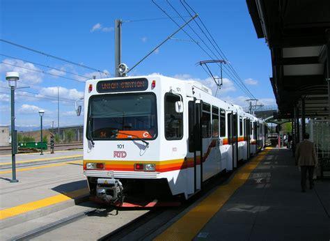 rtd light rail the retail light rail premium denver apartment market