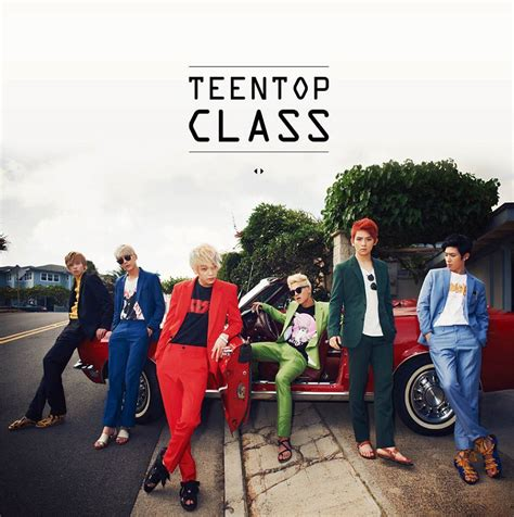 Teen Top Releases Album Cover + Tracklist For Mini Album