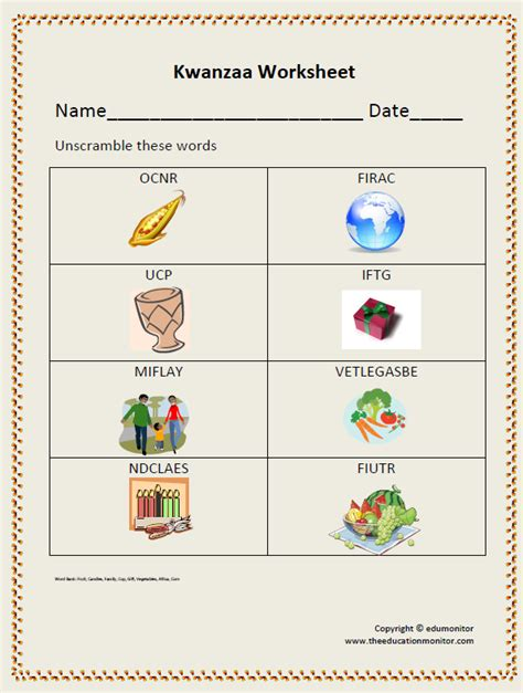 5th grade worksheets and printables