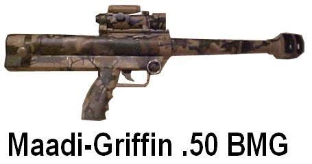 50 Bmg Revolver by Maadi Griffin 50 Bmg Pistol Guns Lots Of Guns