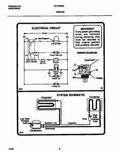 Wiring Diagram Diagram  U0026 Parts List For Model Gfc05m3ew2