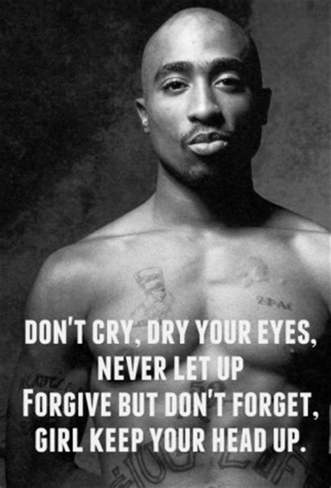 Keep Ya Head Up Quotes Tupac