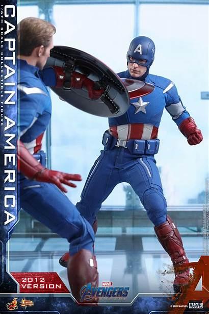 Captain America Endgame Toys Avengers Version Scale